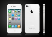 iphone 4 blanc