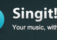 Singit!Your musicwith lyrics
