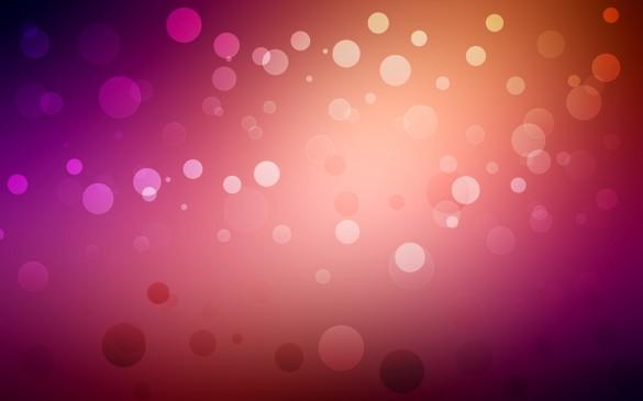 Candy Bokeh (Pink) 1280x800