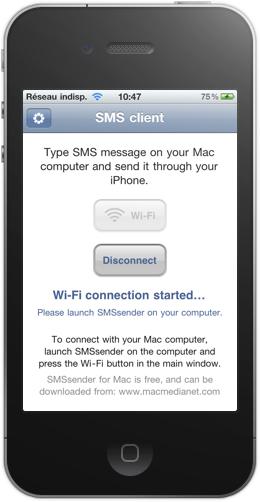 iphone r diger ses sms depuis son mac. Black Bedroom Furniture Sets. Home Design Ideas