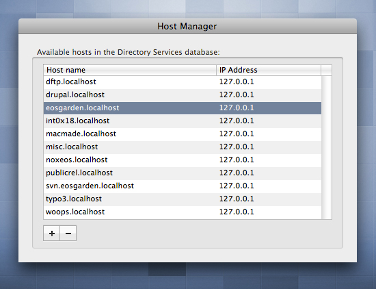 host-manager