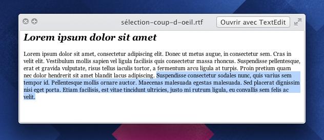 selection-coup-doeil