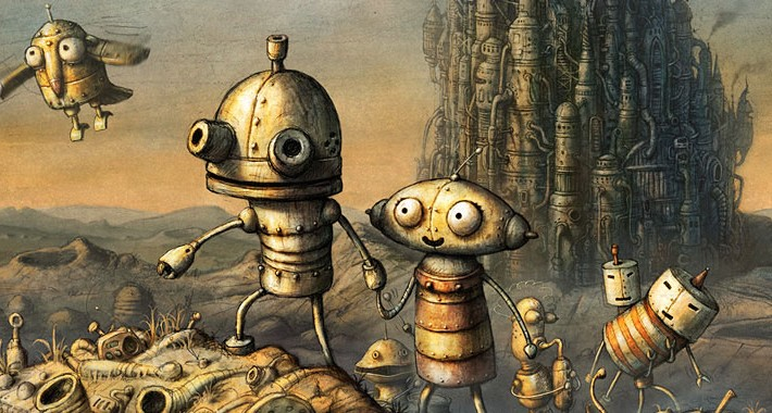 Machinarium 1