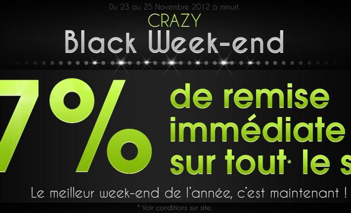 BlackeekendCrazy